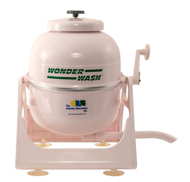 The Wonderwash Washing Machine The Laundry Alternative Laundry