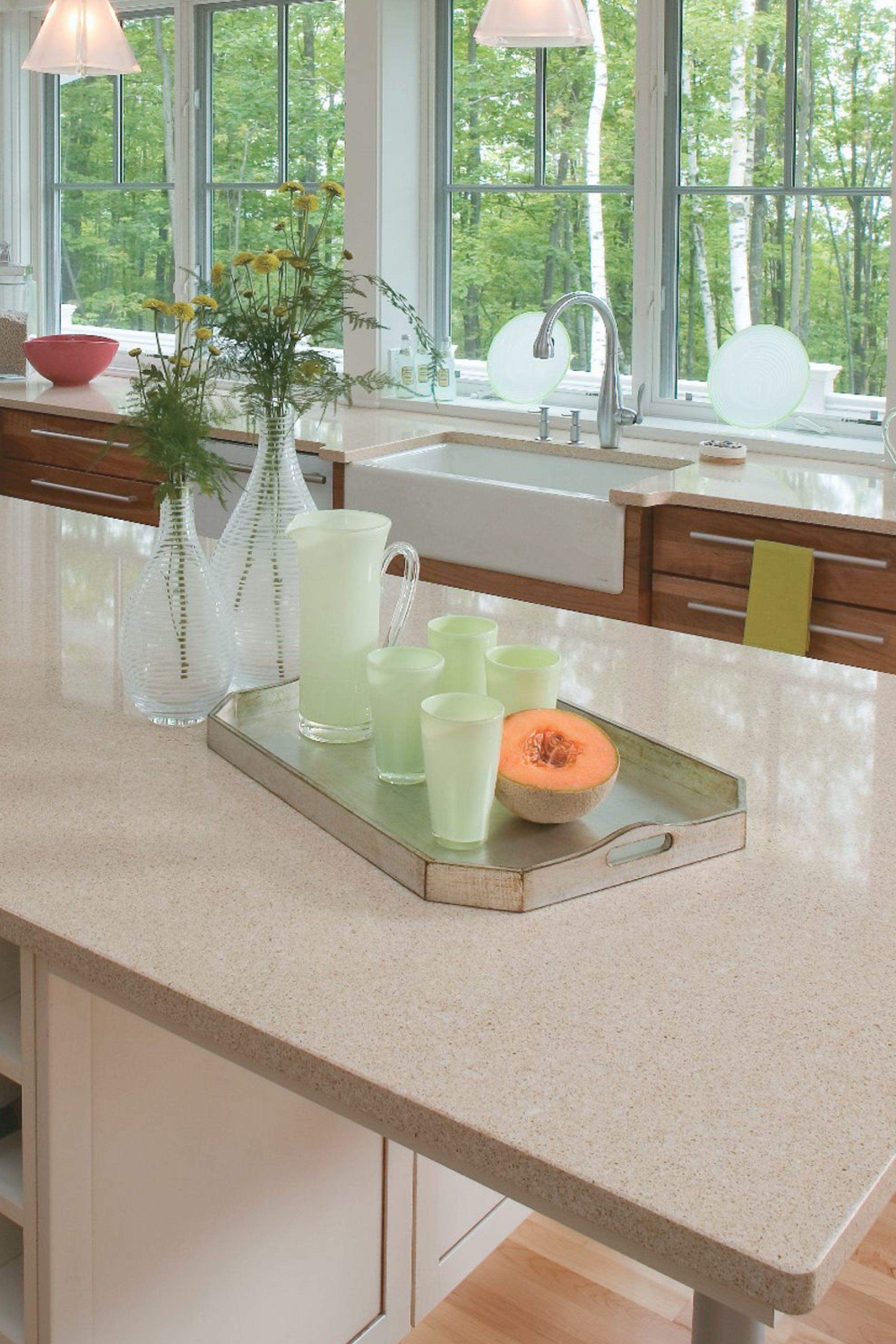 Cardiff Cream Cambria Quartz Countertops Cost Reviews Cambria Quartz Countertops Marble Countertops Kitchen Kitchen Island Countertop