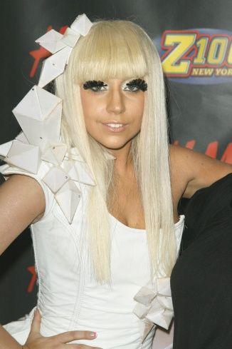 Lady Gaga Long Hair Lady Gaga Hair Hairstyles With Bangs Long Hair Styles