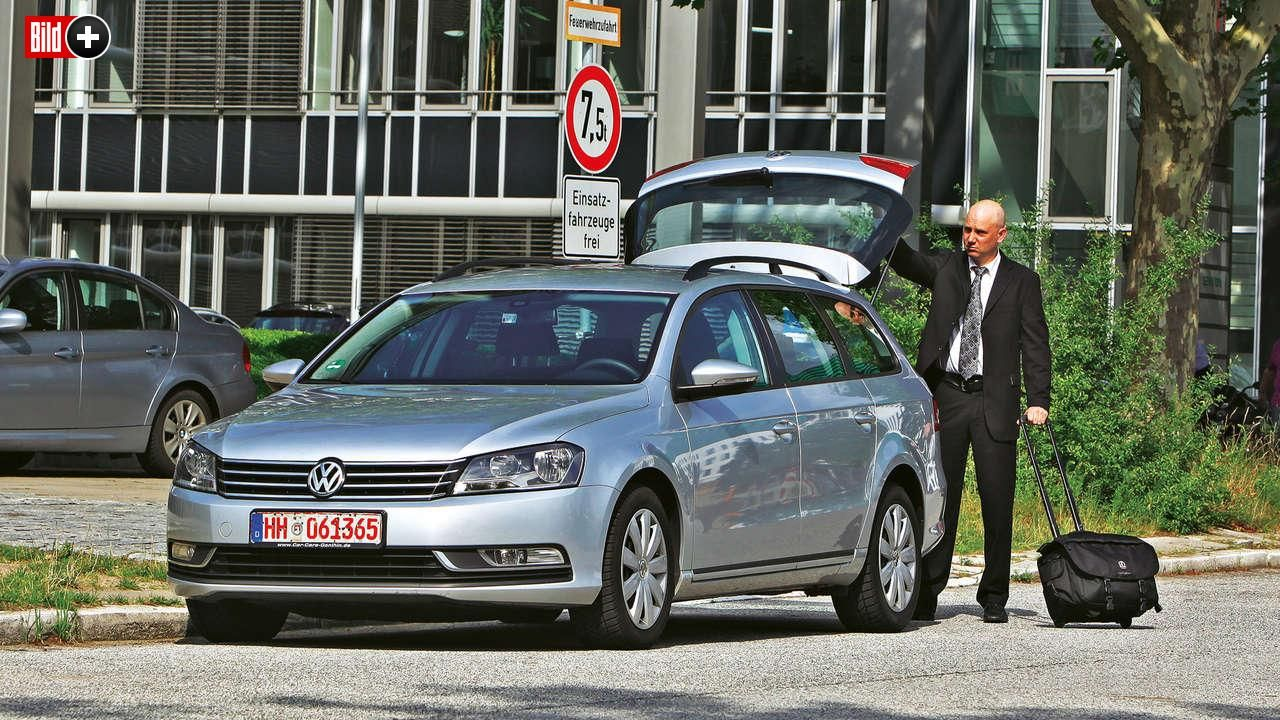 VW Passat Variant als Gebrauchter – wie gut ist ein Leasing