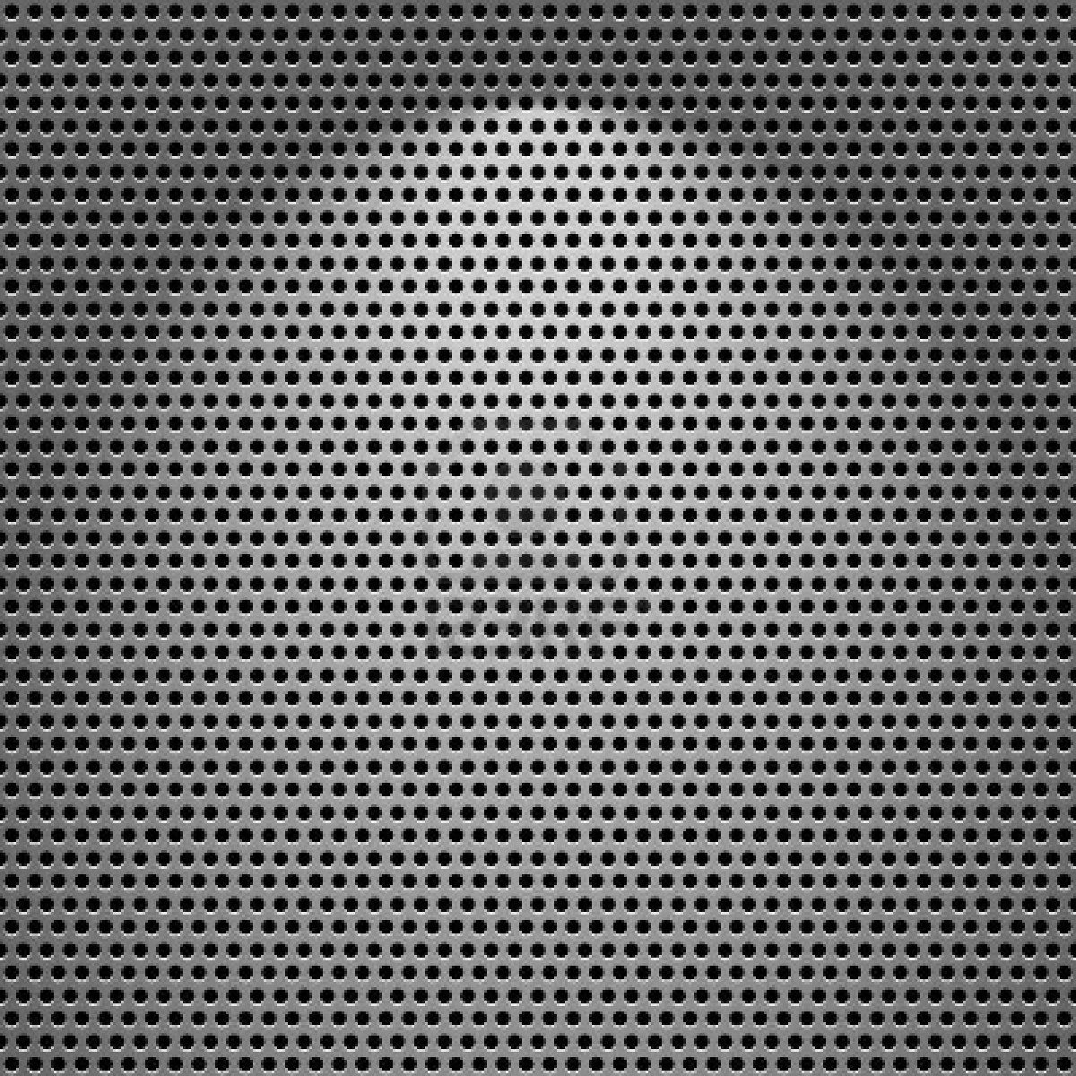 Wood Feature Wallideas: Steel Textures, Vector Graphics Design