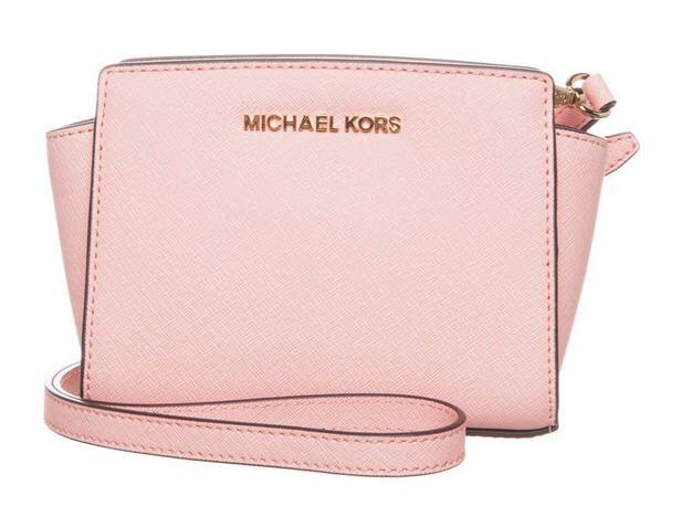 MICHAEL Michael Kors SELMA Sac bandoulière pale pink - Sacs à main ...