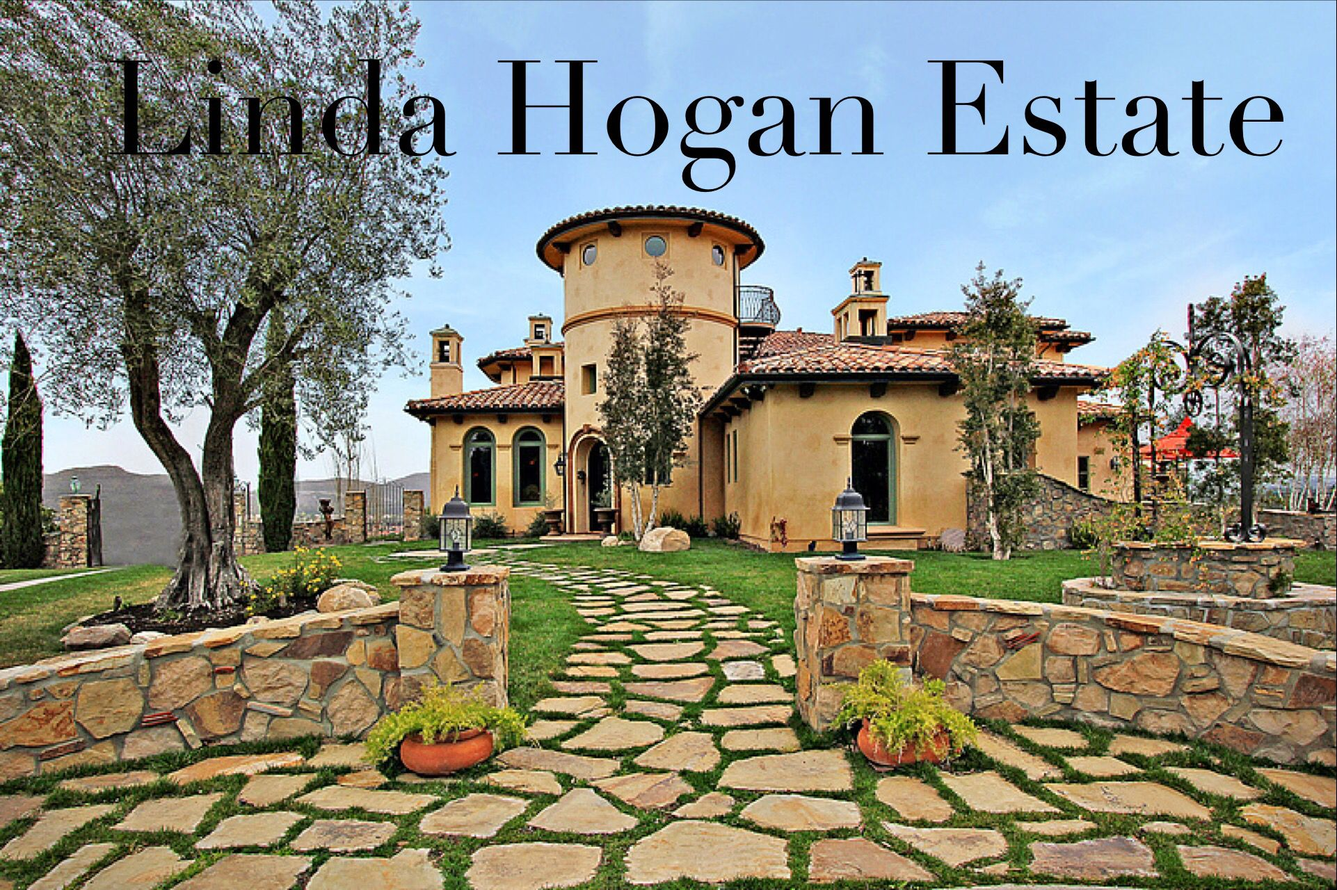 Just listed lindahogan s estate overlooking Wood Ranch Country Club
