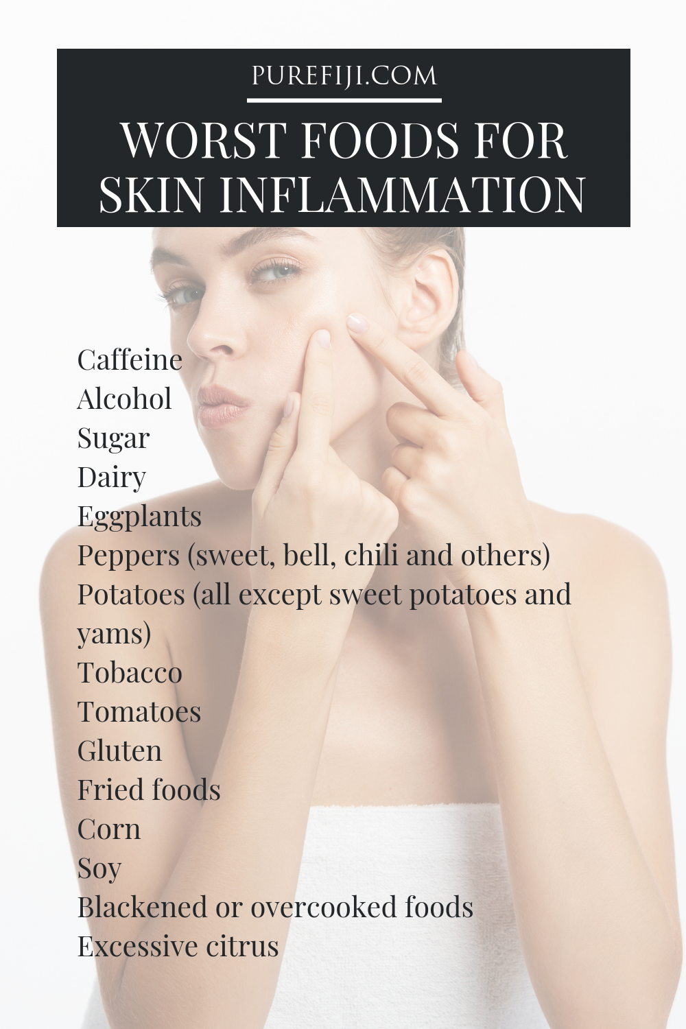 Skin Inflammation 101 Causes and Remedies Skin secrets