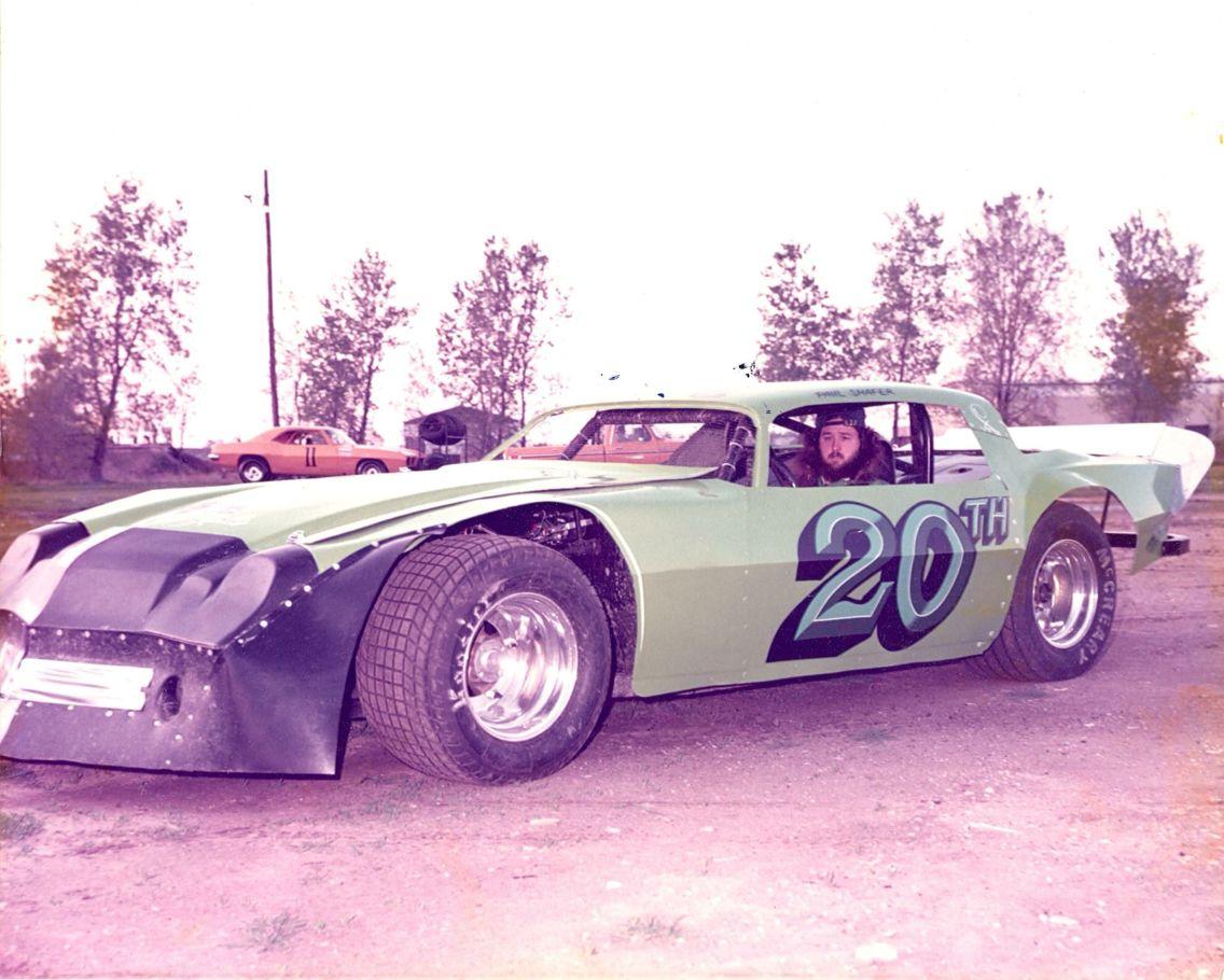 Photo of Paul Shaffer  - car