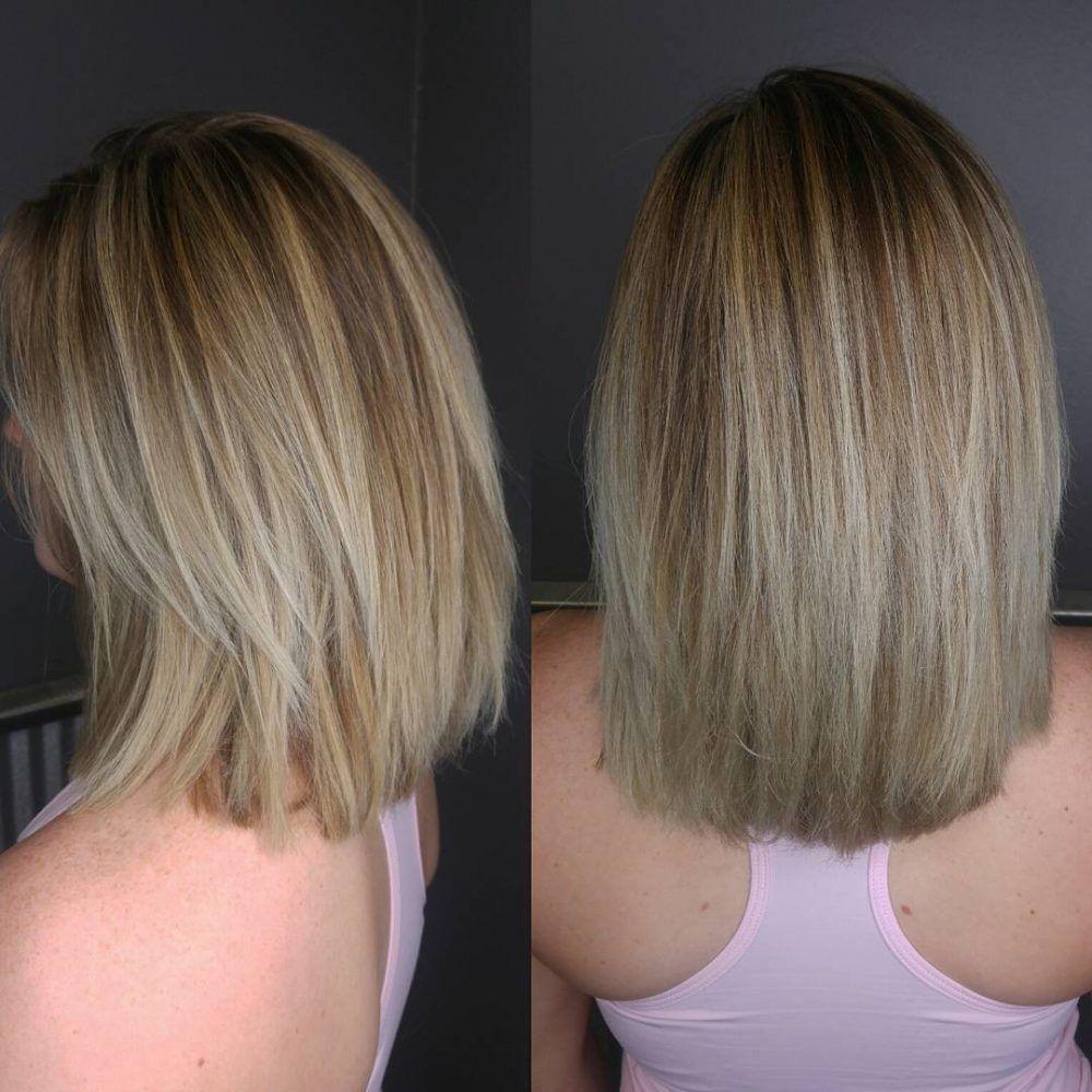Best Medium Length Hairstyles For Women In 2020 Medium Length Hair Styles Short Thin Hair Midlength Haircuts