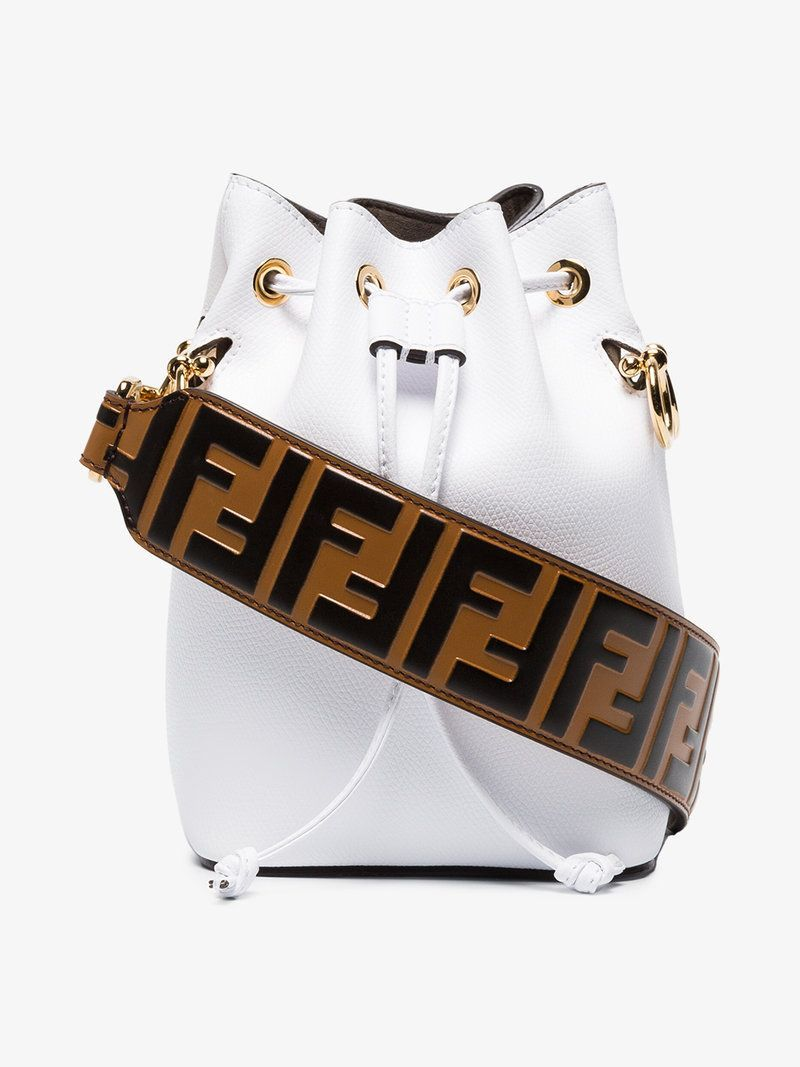 dd829aed359 Fendi FF logo Strap You Bag Strap   christmas list in 2019   Bags ...