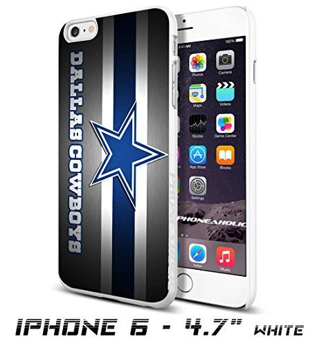 NFL Dallas Cowboys , Cool iPhone 6 - 4.7 Inch Smartphone Case Cover Collector iphone TPU Rubber Case White [By PhoneAholic] Phoneaholic http://www.amazon.com/dp/B00XWYJDIG/ref=cm_sw_r_pi_dp_DNHxvb0F141X3