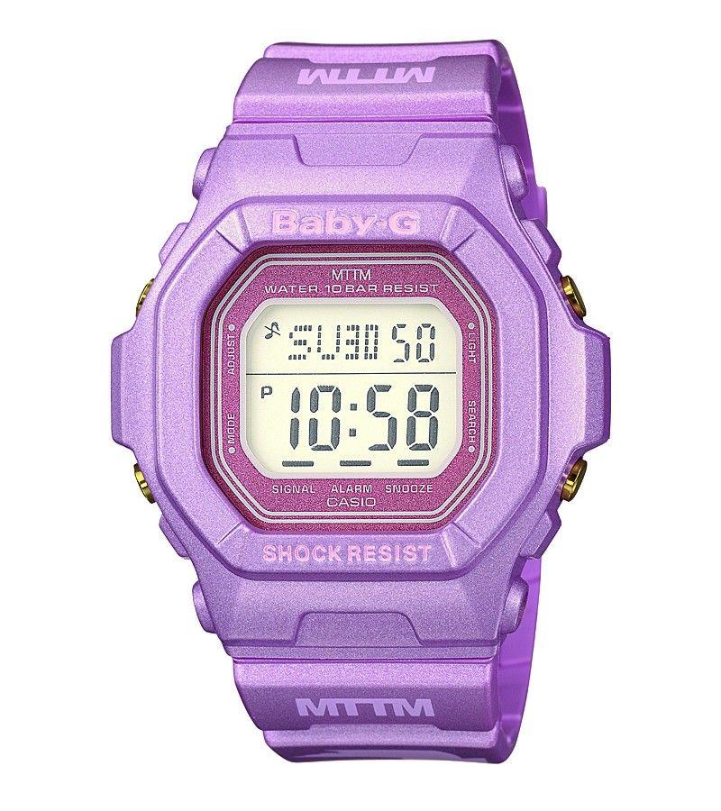 Baby G Purple Watch Baby G Casio Watches