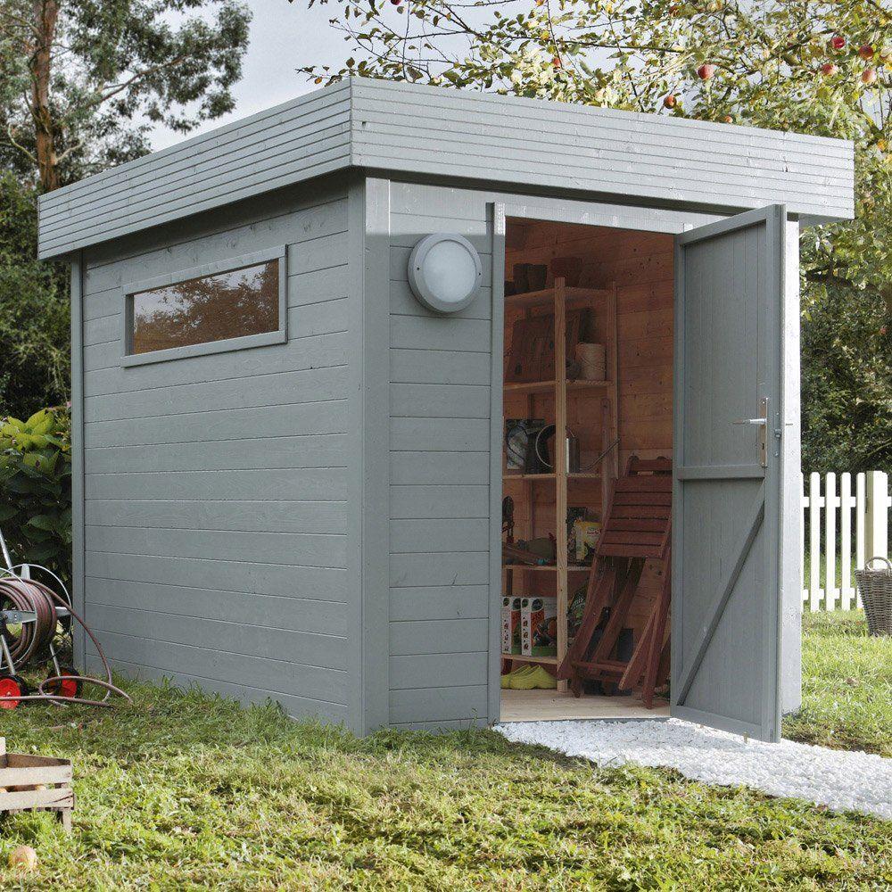 Pose d'un abri de jardin jusqu'à 10 m² Abri de jardin