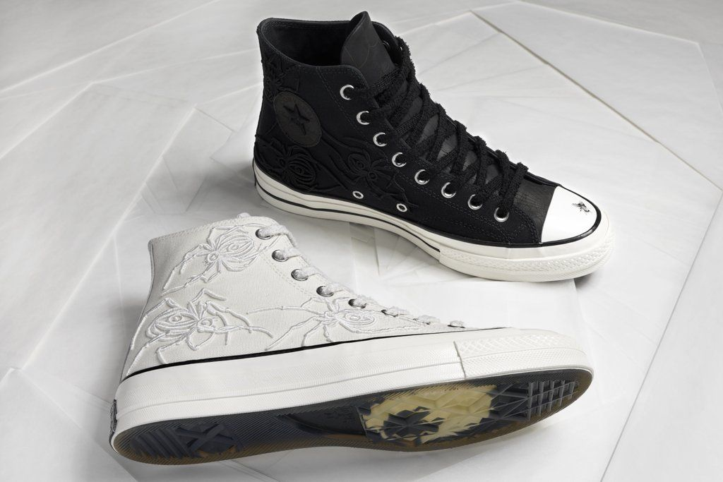 Converse x Dr. Woo Chuck 70' Collection