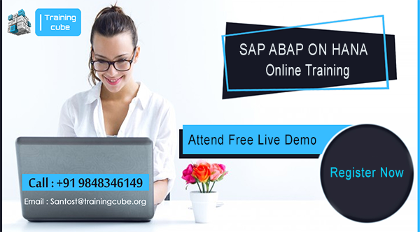 Is Anyone Looking For #SAP #ABAP ON #HANA Online Training