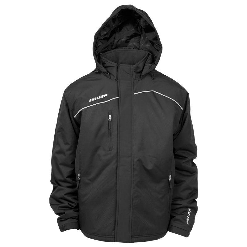 Bauer Heavyweight Youth Parka Jacket Mens Parka Jacket Jackets Senior Jackets