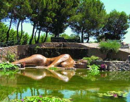 Jardin St Adrien L Herault Languedoc Roussillon Saint Adrien Est