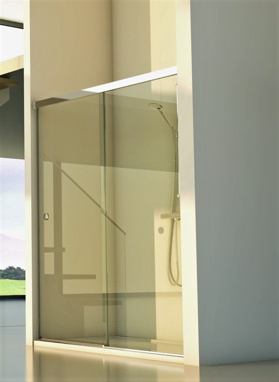 Mampara de ducha modelo nivar mampara de ducha mamparas for Modelos de duchas