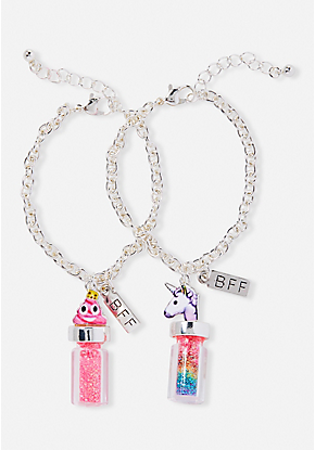 Emoji Potion Bff Bracelet Duo With