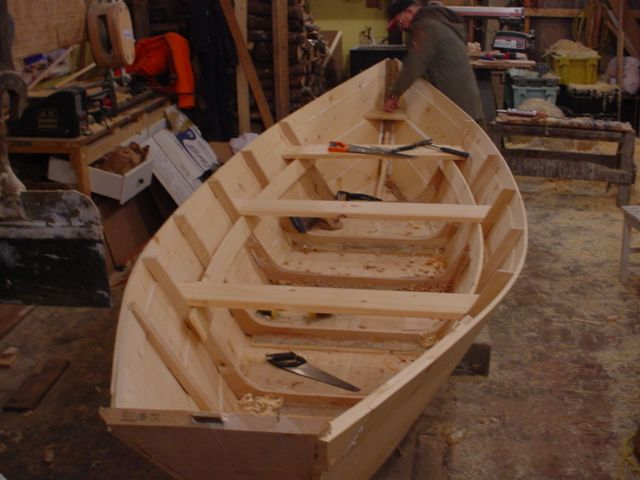 You will build this dory so quickly and easily that you for Help build your own home