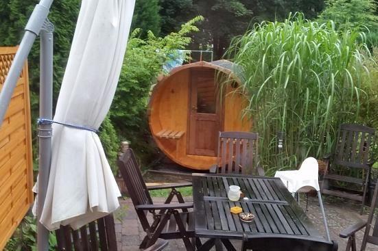 Finntherm Fass Sauna Max Saunas And House