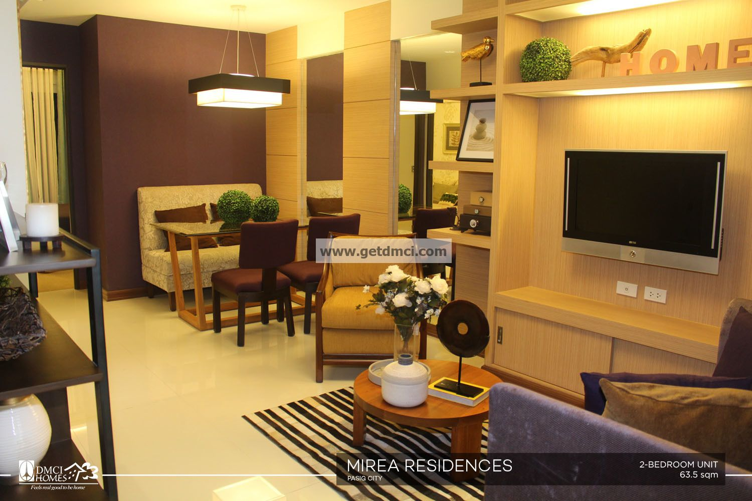 Dmci Homes Model Units Get Dmci Condo Interior Design