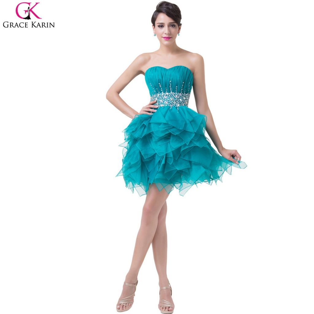 cheap puffy prom dresses - cute cheap prom dresses Check more at ...
