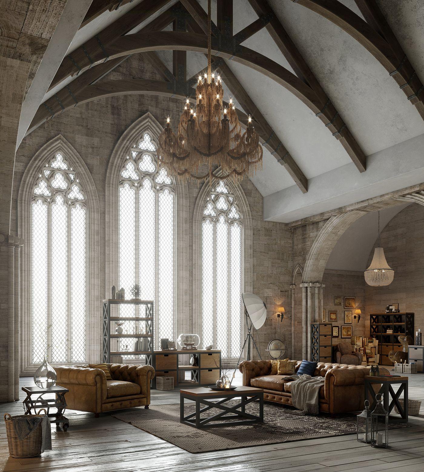 Loft Style Furniture Part 3 Design And Visualization Vizline