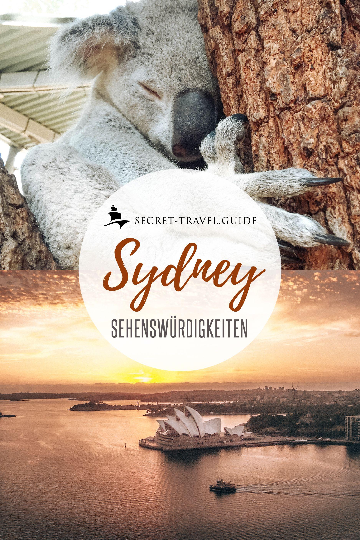 Sydney Sehenswurdigkeiten Secret Travel Guide Sydney Sehenswurdigkeiten Australien Reise Sydney