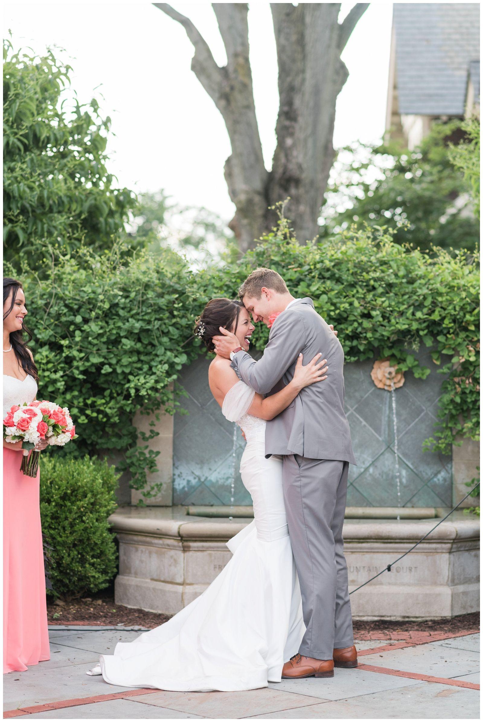 June Wedding at The Wells Barn Columbus, Ohio Franklin ...