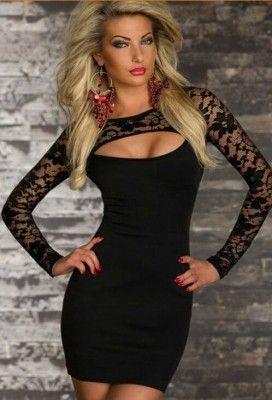 2a99cdc71614 vestidos de noche sexys para fiesta | amy | Vestidos, Vestidos de ...