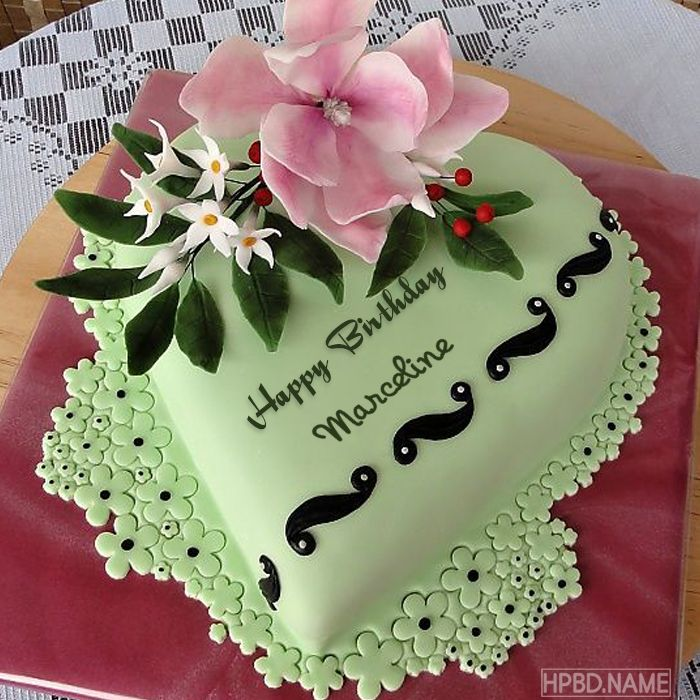 Write Name On Golf And Cricket Themed Birthday Cake