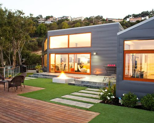 Modern Landscape Ideas Designs Remodels Photos Contemporary Interesting Home Landscaping Designs Remodelling