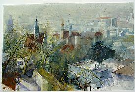 Kunsthaus & Galerie Keim, Stuttgart-Bad Cannstatt, Marktstr. 31, Tel. 0711-56 84 98