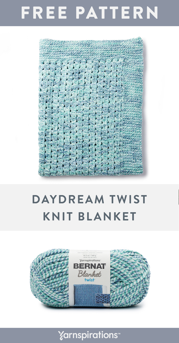 Knitting Patterns With Bernat Blanket Yarn
