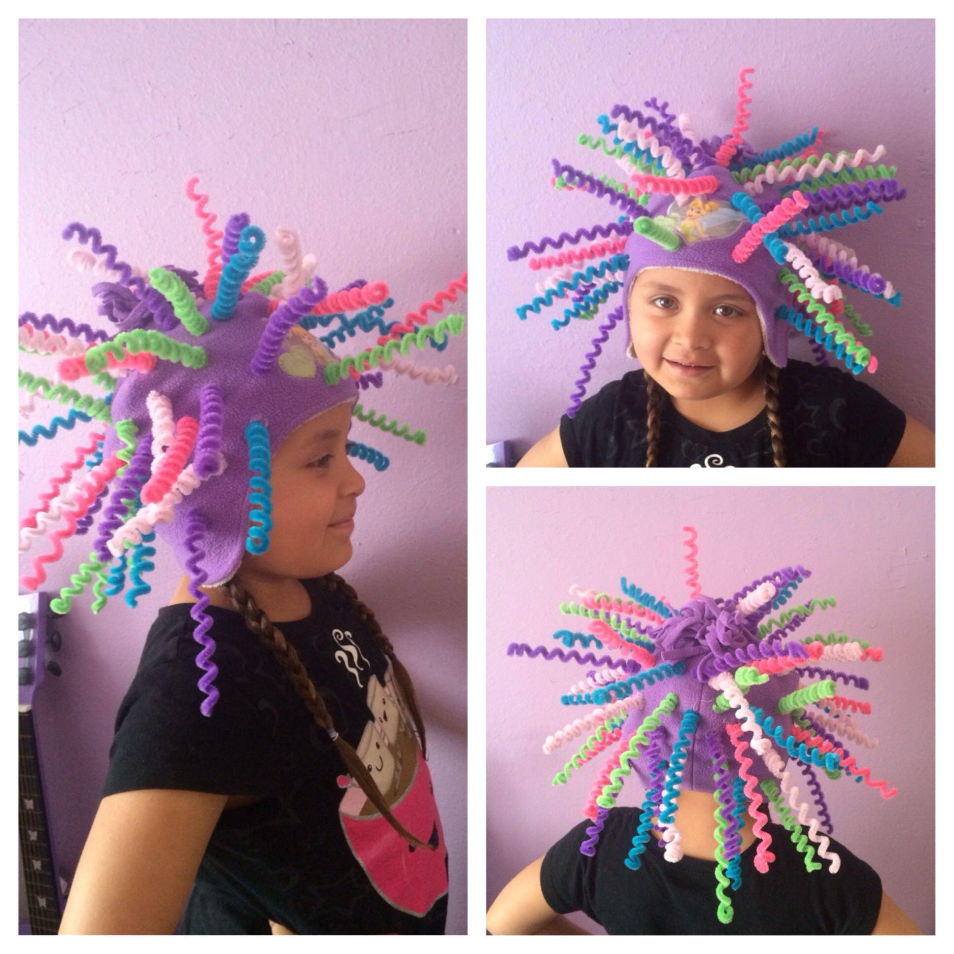 Make Crazy Hats