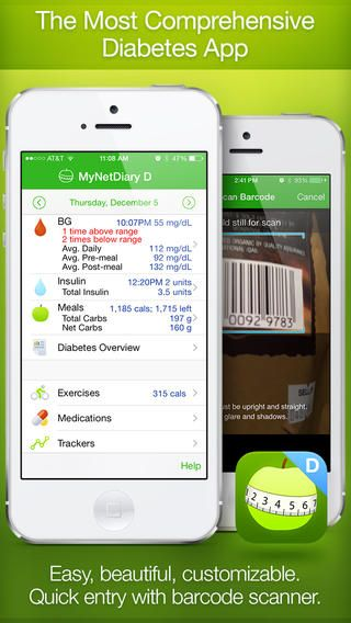 iPhone Screenshot 1 Best calorie counter app, Calorie
