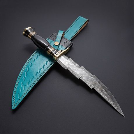 Lightning Dagger Knives Swords Knife Making Sword