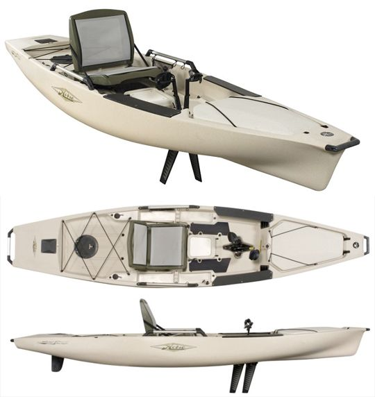 Hobie Mirage Pro Angler Fishing Kayak