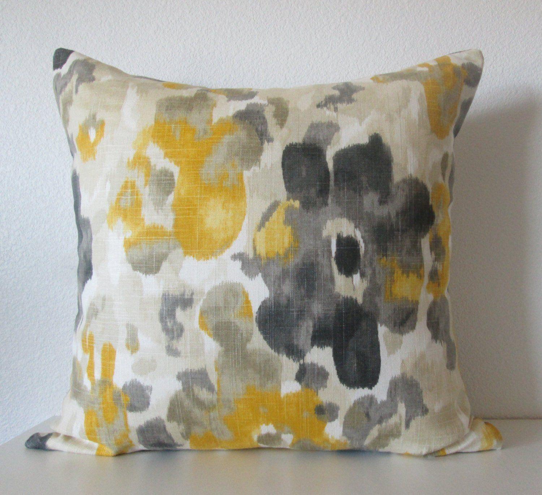 Dwell studio landsmeer citrine decorative pillow cover list price