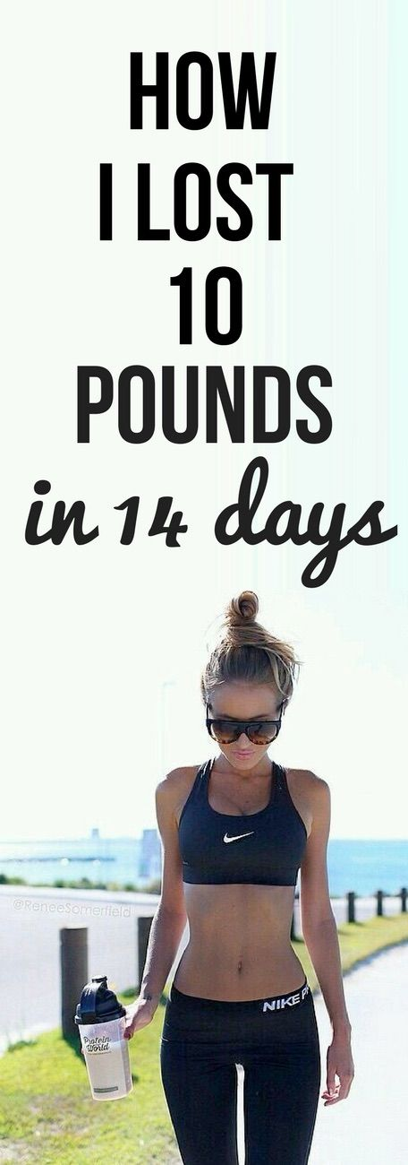 How the 2 week diet help me shed my last 10 pounds in 2 ...