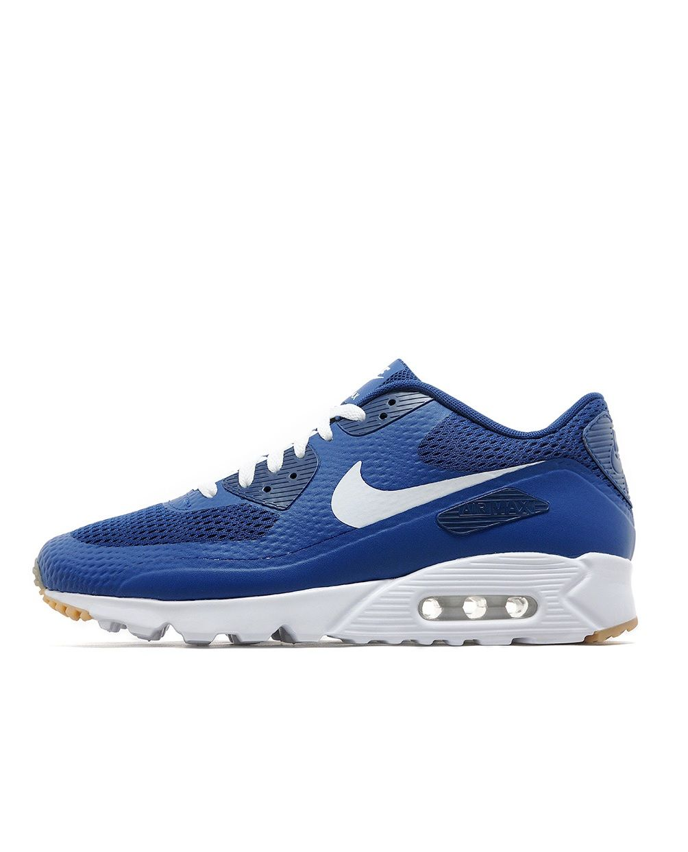 best service 8714f f15fe Nike Air Max 90 Ultra Essential: Blue (JD Sports Exclusive) | dope ...