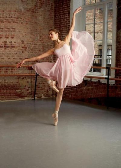 grace in motion..The ballet