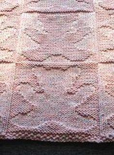 Teddy Bear Baby Blanket Pattern By Barbara Breiter Knit Stitches