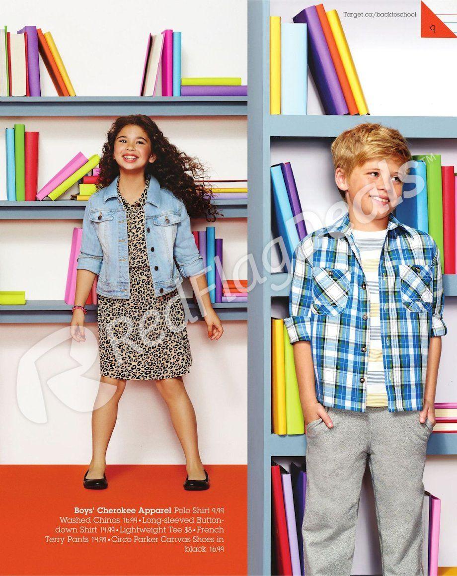Target Back to School Catalogue - Jul 18 to Sep 30 - RedFlagDeals.com