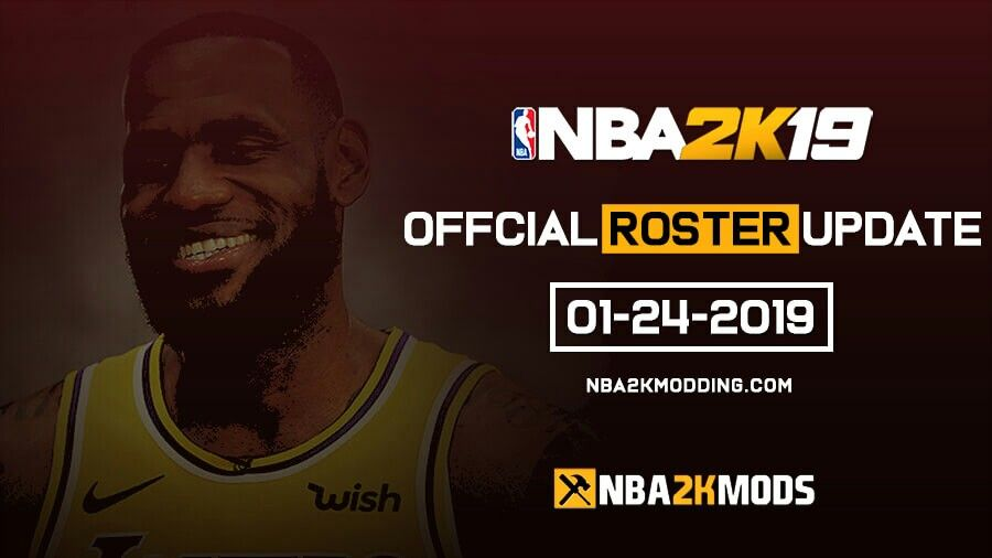 nba 2k18 roster download switch