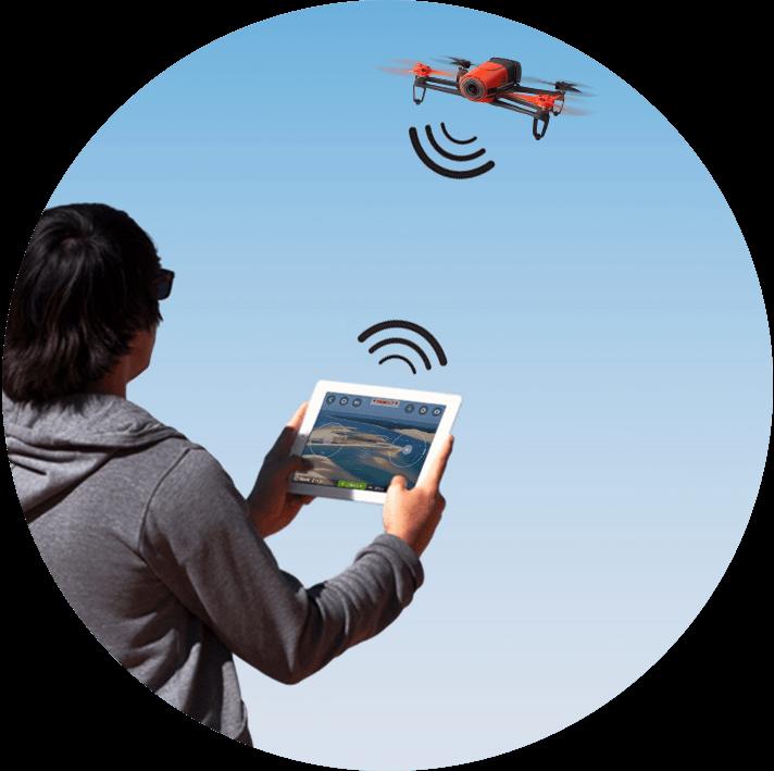 RC Predator Drone With Camera