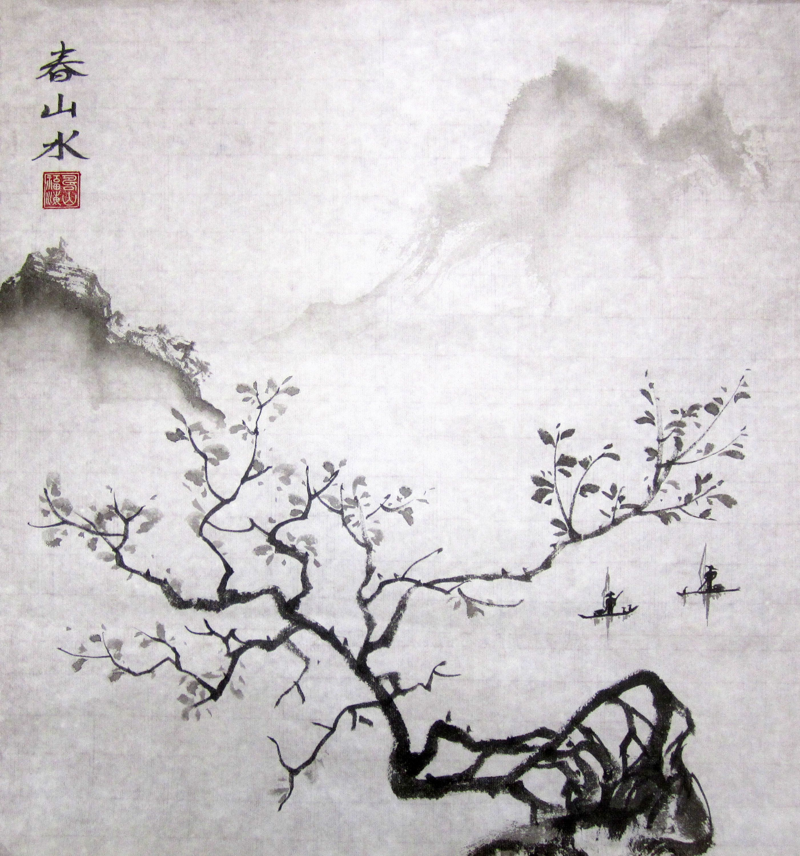 просты китайские картинки