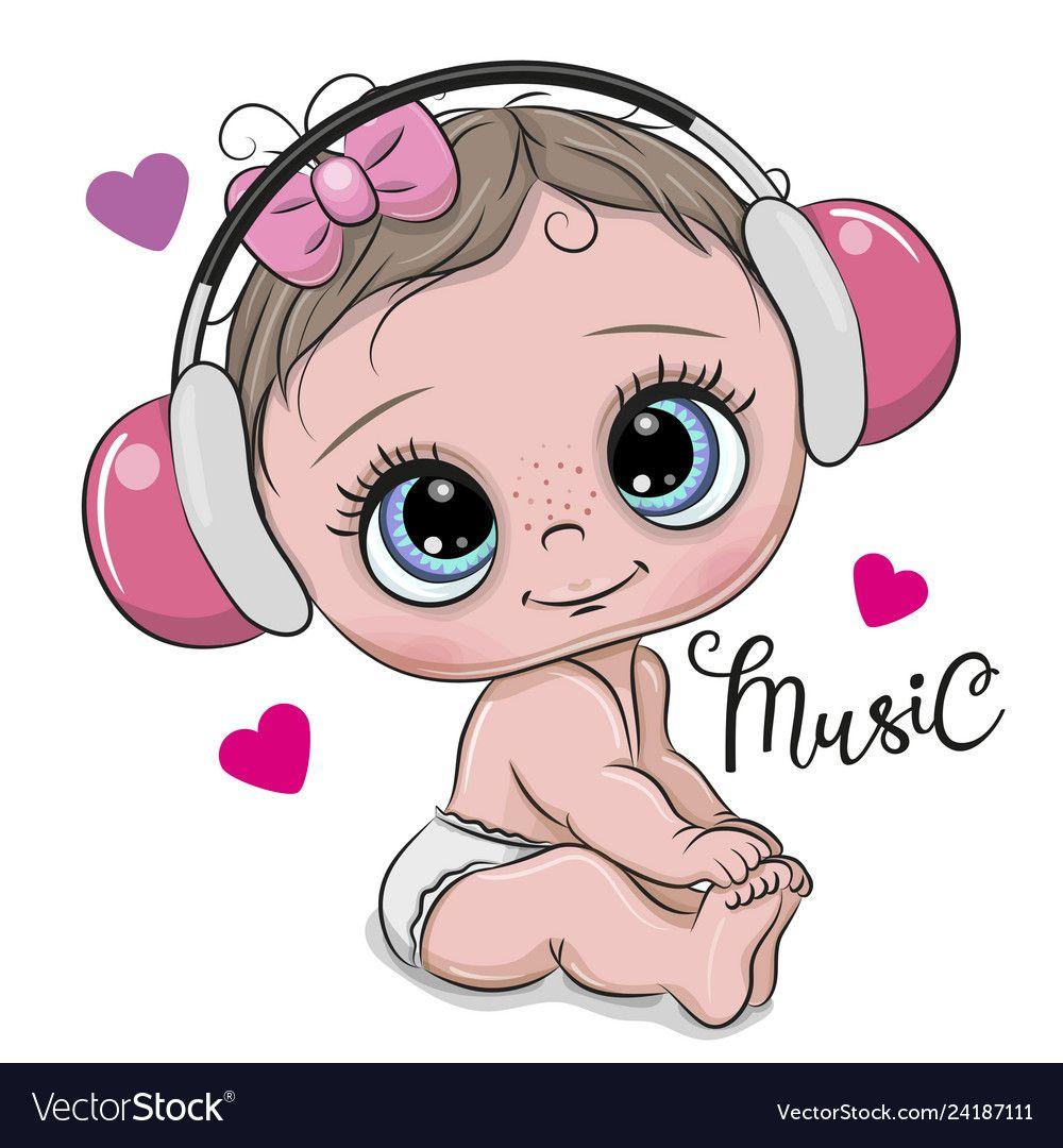 70 Best Cartoon Baby Images Baby Cartoon Baby Clip Art Cartoon