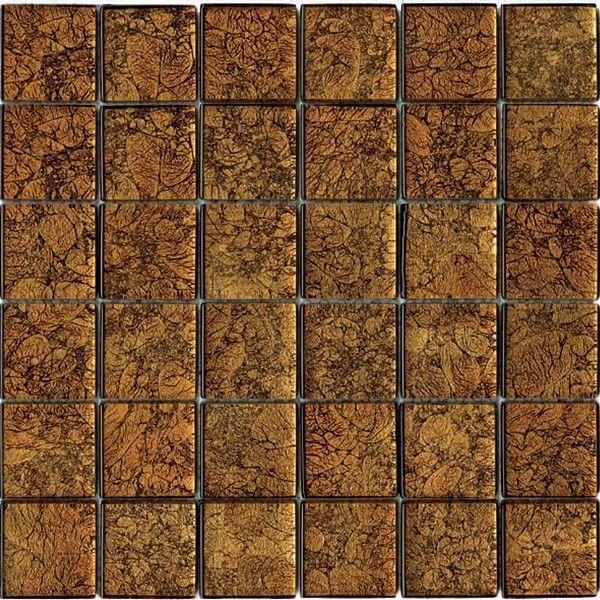 Halcon - mozaiki dekoracyjne CRISTAL Ocre (30x30 plaster)