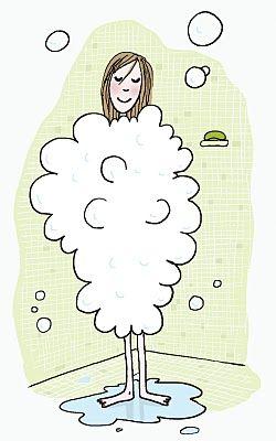 Soledad fille sous la douche soledad bravi - Belle maman sous la douche ...
