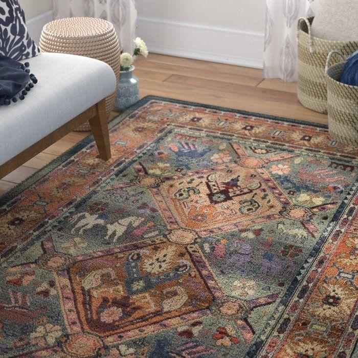 Gewebter Teppich Classic in Braun is part of Classic Home Accessories Interior Design - Das klassische Muster macht diesen Teppich zum Blickfang  Er überzeugt durch sein strapazierfähiges Material