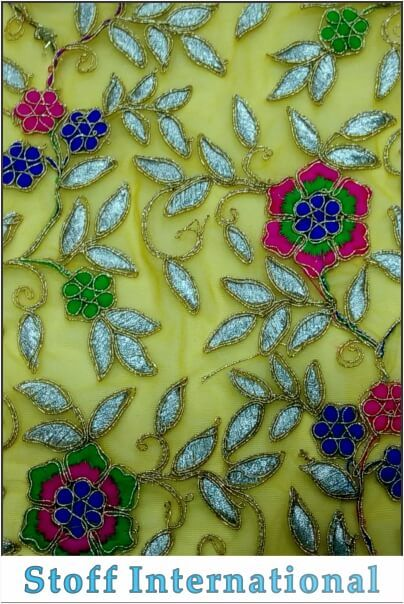 Coding Embroidery Fabrics 500 Design Code Mv 500 Product Name